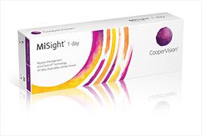 Presentamos MiSight® 1 Day