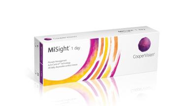 Presentación de las lentes de contacto MiSight(R) 1 day con tecnología ActivControl(R)